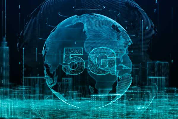 Expanda a experiência 5G para a rede corporativa