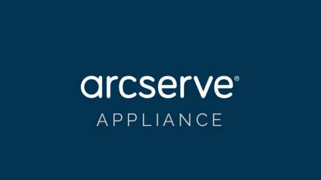 Arcserve Appliance